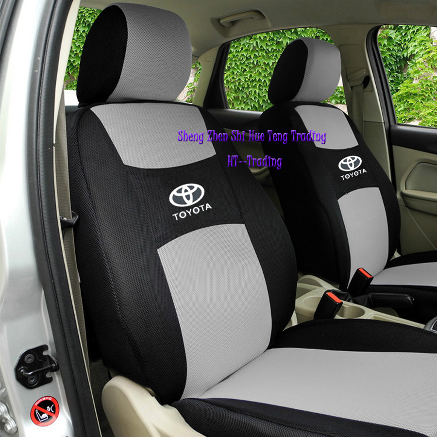 2016 Toyota Corolla Seat Covers >> Toyota Logo Seat Covers - Velcromag