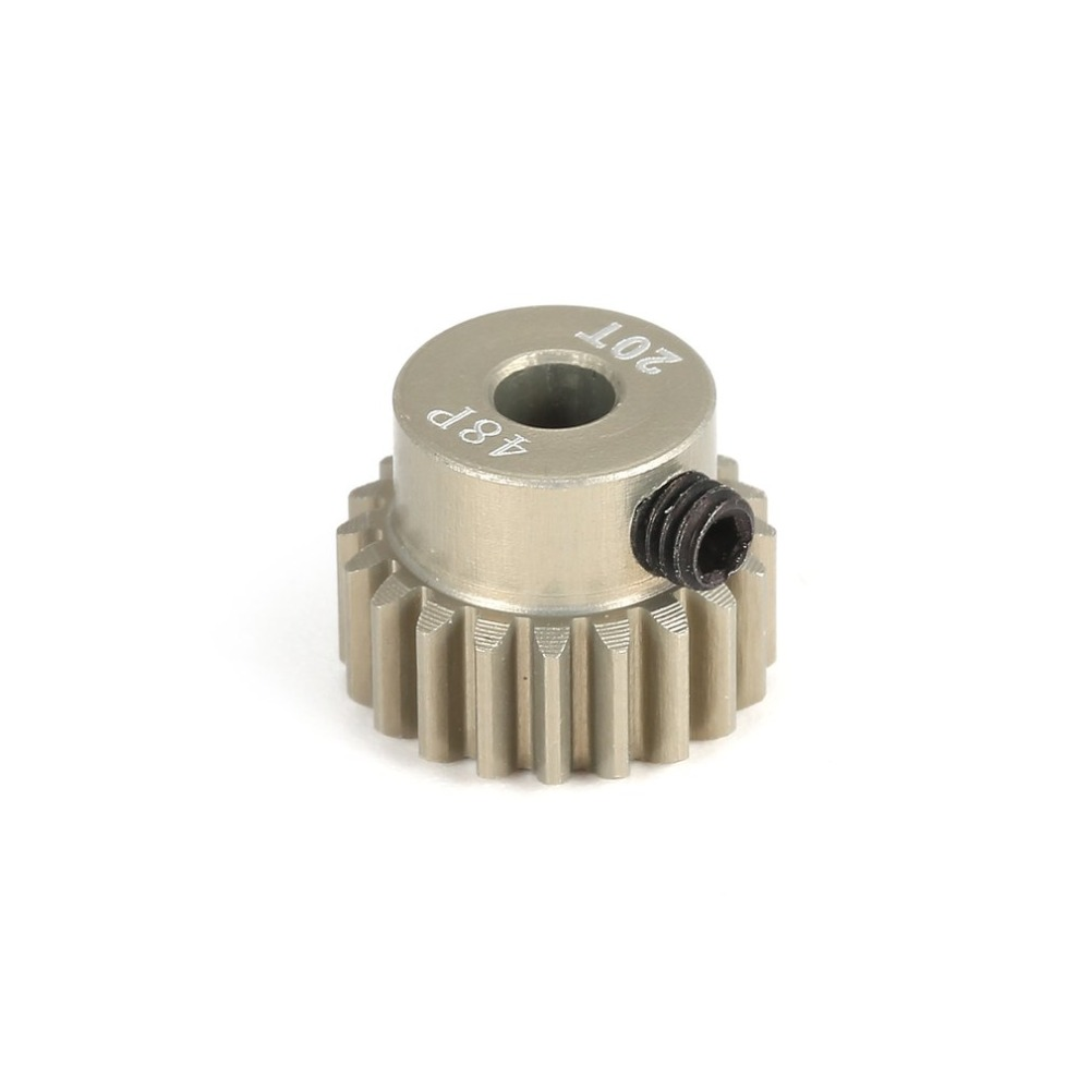 Image 4 - SURPASS HOBBY 5Pcs 48DP 3.175mm 16T 20T/21T 25T/ 26T 30T Pinion Motor Gear Combo Set for 1/10 RC Brushed Brushless Car-in Parts & Accessories from Toys & Hobbies