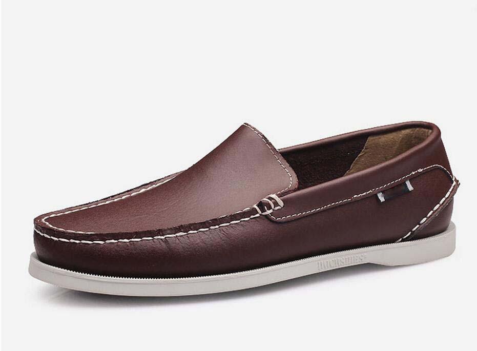 Picture Véritable Cuir Hommes Marque Color Casual Chaussures Color Conduite 2018 100 De Luxe D'été Mocassins picture Appartements Main Bateau En qz5wxYAa