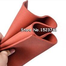 1100x400x10 мм силиконовая губка резиновый лист пластина коврик высокой температуры термопресс