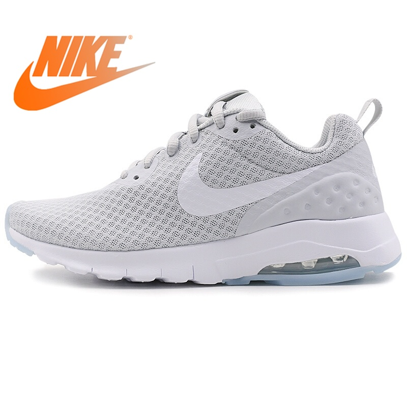 Original NIKE AIR MAX MOTION LW Running Shoes Cushioning Comfortable Lace-up Sneakers Women outdoor Leisure Wear Resistant ShoesOriginal NIKE AIR MAX MOTION LW Running Shoes Cushioning Comfortable Lace-up Sneakers Women outdoor Leisure Wear Resistant Shoes