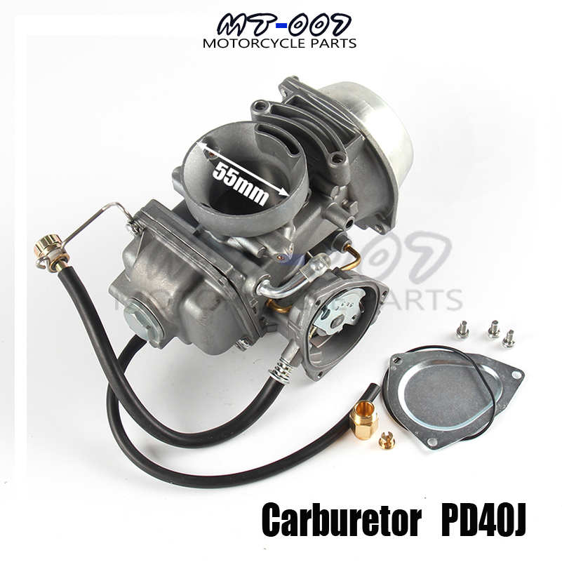 Carburetor PD40J FOR Polaris Sportsman 500 4X4 Carburetor universal other 400cc to 600cc 2001-2013 цена
