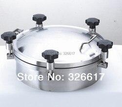 Heavy duty 400mm pressure manhole ss304 stainless steel 3 bar pressuree manway.jpg 250x250