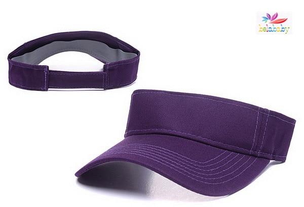 06cbcc3c100b9 Belababy Fitted Baseball Hat Cap Plain Basic Blank Color Visor Ball Curved  Snapback Women Men Trucker Bone Bboy Sun Hat