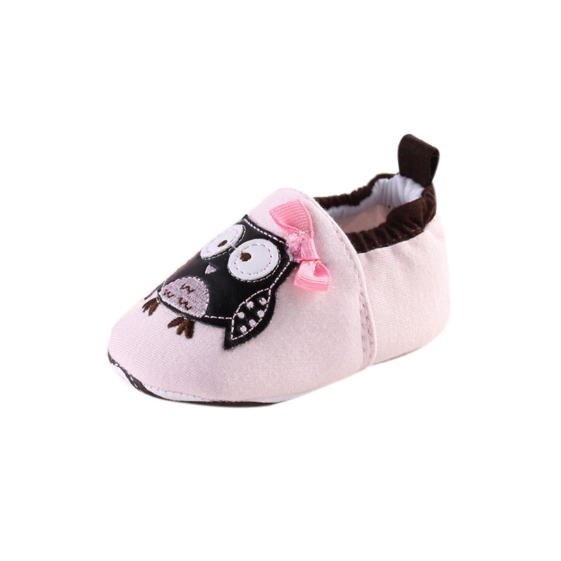 2018 Baby Toddler Soft Sole Leopard Leather Shoes Infant Boy Girl Toddler Shoes