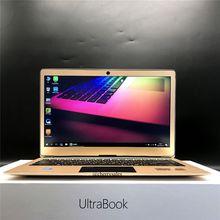 Отпечатков пальцев 1920×1080 P IPS 13.3 дюймов Металл ноутбука Intel N3450 Quad Core 6 ГБ Оперативная память + 32 ГБ EMMC + 128 ГБ SSD Windows 10 системы Ultrabook