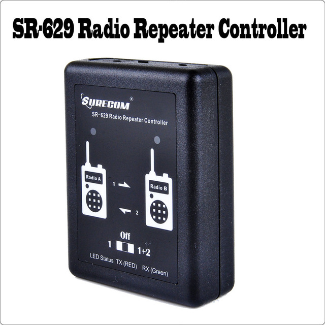 2016 NEW PRODUCT SR629 SR-629 Duplex Repeater Controller for GP68 FD150 walkie talkie
