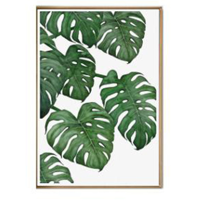 Sekelompok Tinta Lukisan Tanaman Tropis Di Hutan Hijau Estetika Karya Seni Dinding Kanvas Gambar Untuk Home Decor Home Picture Decorative Pictureshome Decor Pictures Aliexpress