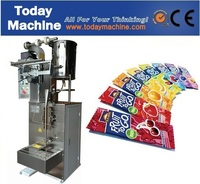 Automatic Liquid Juice Ice Lolly Packing Machine