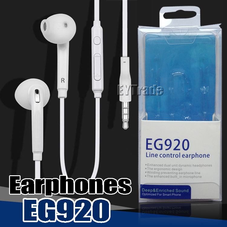 100ชิ้น/ล็อตสำหรับซัมซุงS6 S6EDGE S7หูฟังin ear 3.5มิลลิเมตรที่มีไมค์และควบคุมระดับเสียงระยะไกลEG920กล่องขายปลีกเดิมฟรีDHL-ใน หูฟังและชุดหูฟังสำหรับโทรศัพท์ จาก อุปกรณ์อิเล็กทรอนิกส์ บน AliExpress - 11.11_สิบเอ็ด สิบเอ็ดวันคนโสด 1