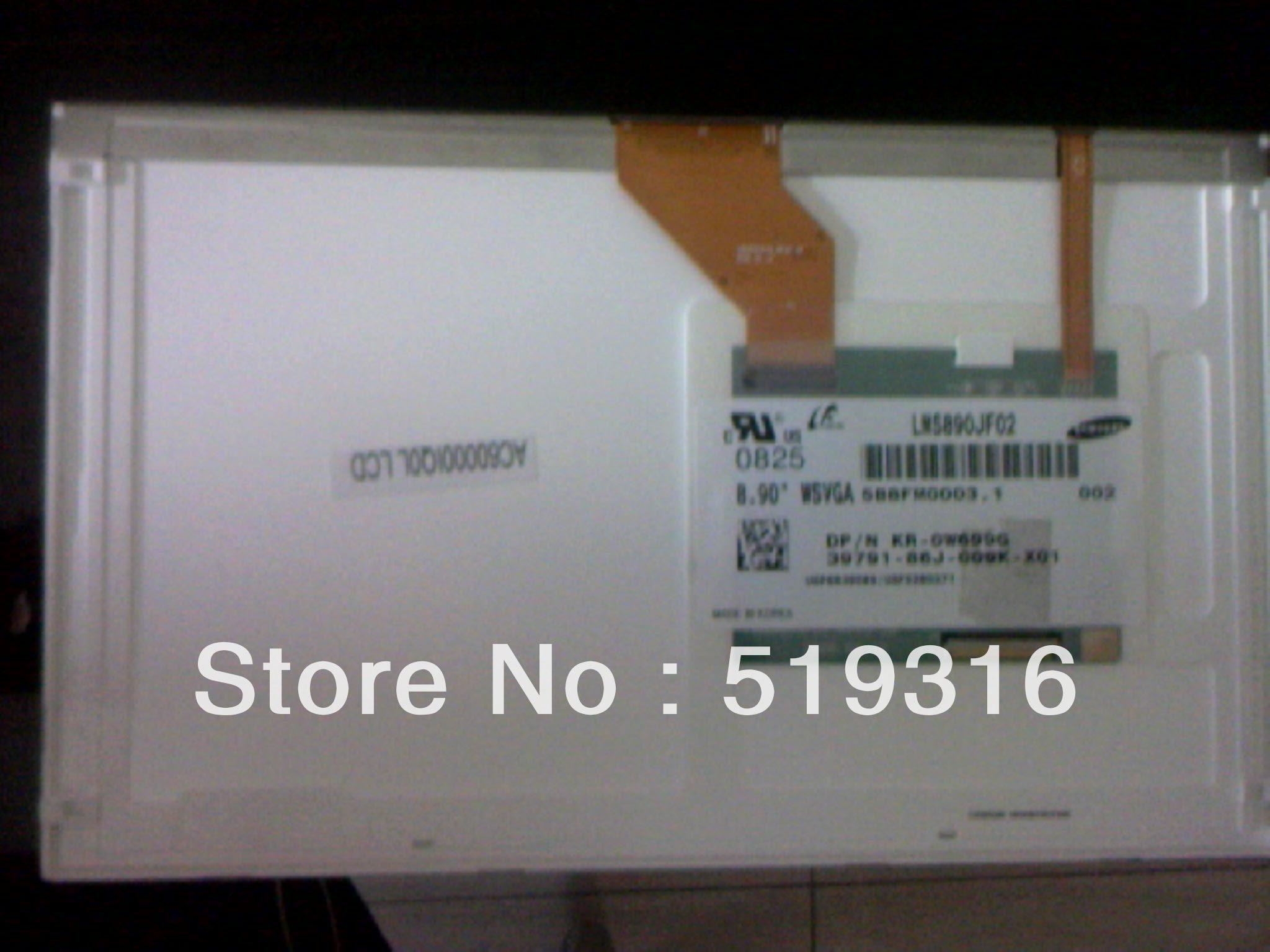 Ltn089nt01 lms890jf02 Display screen bodenschatz bz 8 089 jm 01