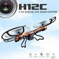 Drones Rc Con Cámara Hd Jjrc H12c Quadcopters Rc Con Cámara Cámara de Vuelo Dron Profesional de Helicópteros de Control Remoto Aviones No Tripulados