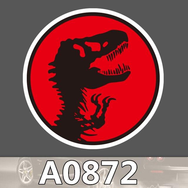 61ef8a8de7 Bevle A0872 Jurassic Park Waterproof Sticker Notebook Phone Laptop Cartoon Decal  Car Car Graffiti Sticker Fashion DIY-in Stickers from Toys   Hobbies on ...