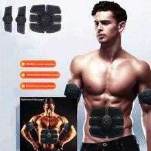Electro Estimulador Muscular Ems Smart For Slimming Fitness Abdominal Trainer Wireless Stimulator Exerciser