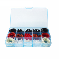 Pro Tattoo Rubber Band Needle Pad Damping Ring Tattoo Accessories Set DIY Kits Supplies For Tattoo