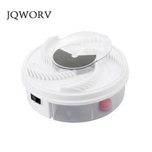 JQWORV Electric USB Automatic Flycatcher fly trap pest reject control catcher mosquito flying fly killer insect Traps dropship insect traps fly trap electric usb automatic flycatcher fly trap pest reject control catcher mosquito flying fly killer