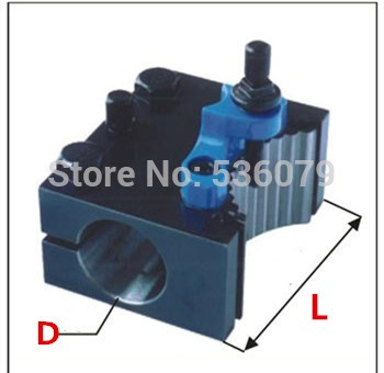 """540 131 drilling and boring bar holder """"S"""", use with A1 tool post, D:20x L:90mm, Best brand: HAIDAO, Best quality tool holder-in Tool Holder from Tools    1"""