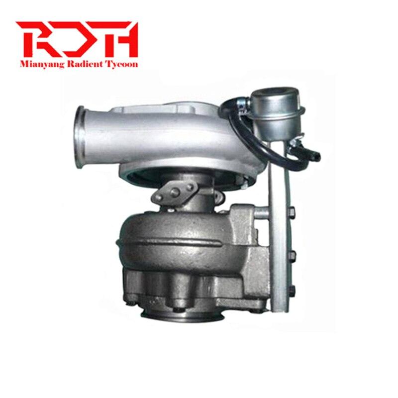 Doğu turbo 3536405 3537285 3537286 3590678 turbo hx40w için cummins 6 CTAA motor kamyon Deniz Euro 2
