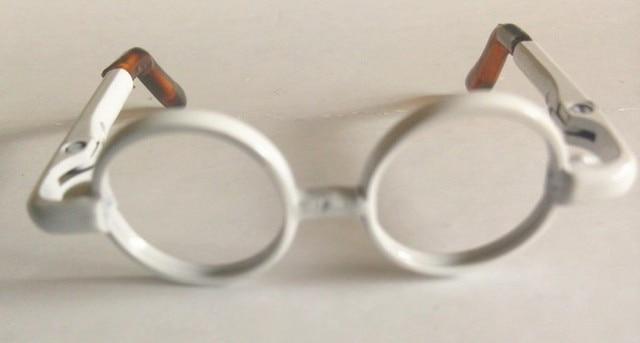 1/6 BJD Doll round glasses - five colors