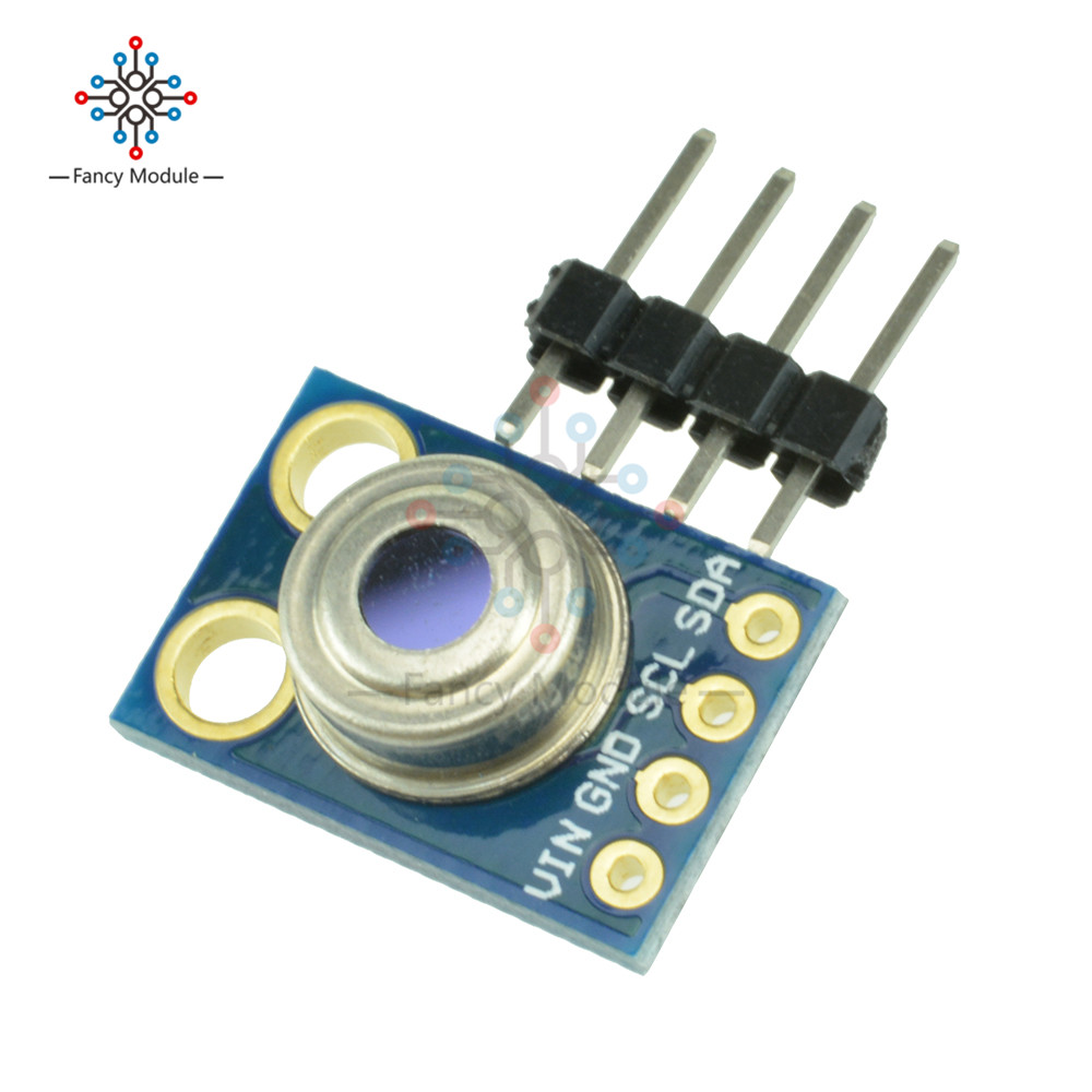 GY-906 MLX90614ESF MLX90614 MLX90614ESF-BAA-000-TU-ND Infrared Thermometer Module IR Sensor for Arduino tracking module infrared detection sensor module diy for arduino 8 channel infrared detector hunt module 8bit sensor module