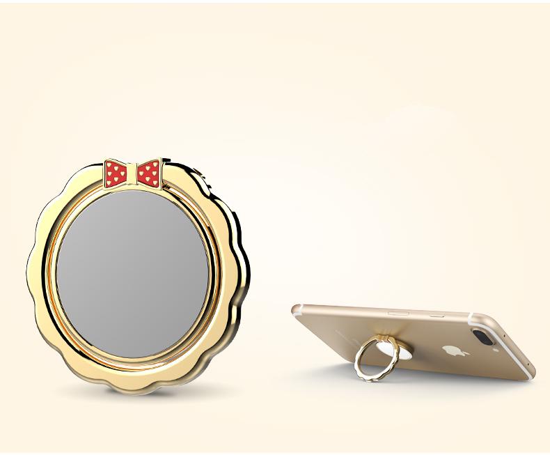 mirror ring holder (16)