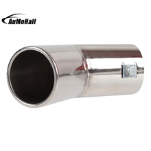 Car Styling Car Accessories Stainless Steel Automobile Exhaust Pipe Tail Pipes