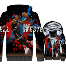 basketball star casual hip-hop jackets coats 2019 men new bodybuilding hipster tracksuits winter warm thick wool liner clothing цена и фото