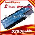 Batería del ordenador portátil para Acer Aspire 5520 5720 5920 6920 6920 G 7520 7720 7720 G 7720Z AS07B31 batería batería AS07B42 AS07B72
