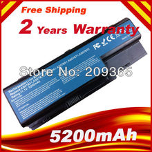 Laptop battery For Acer Aspire 5520 5720 5920 6920 6920G 7520 7720 7720G 7720Z AS07B31 AS07B41 AS07B42 AS07B72