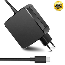 45W Wall Charger USB-C PD AC Adapter for New MacBook  / Pixelbook/Pixel/Pixel XL Fast Charging Samsung Galaxy S10 Laptop