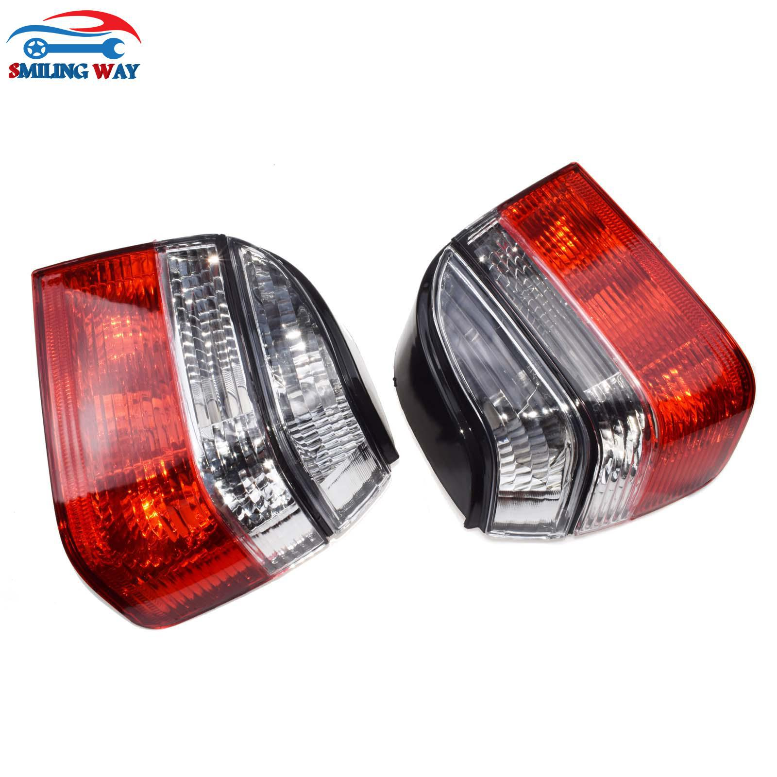 SMILING WAY Tail Brake Light Housing Cover Lamp Left Right Fit VW Golf III Mk3 1993