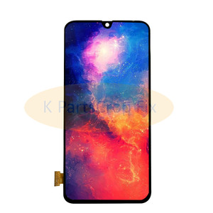 Image 3 - Super AMOLED Per Samsung A40 LCD A405 LCD A40 Display a cristalli liquidi Per Samsung A40 A405 LCD touch Screen Digitizer Assembly di ricambio
