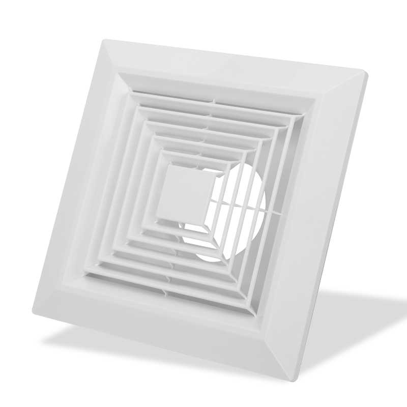 Square Abs Ceiling Diffuser Grilles