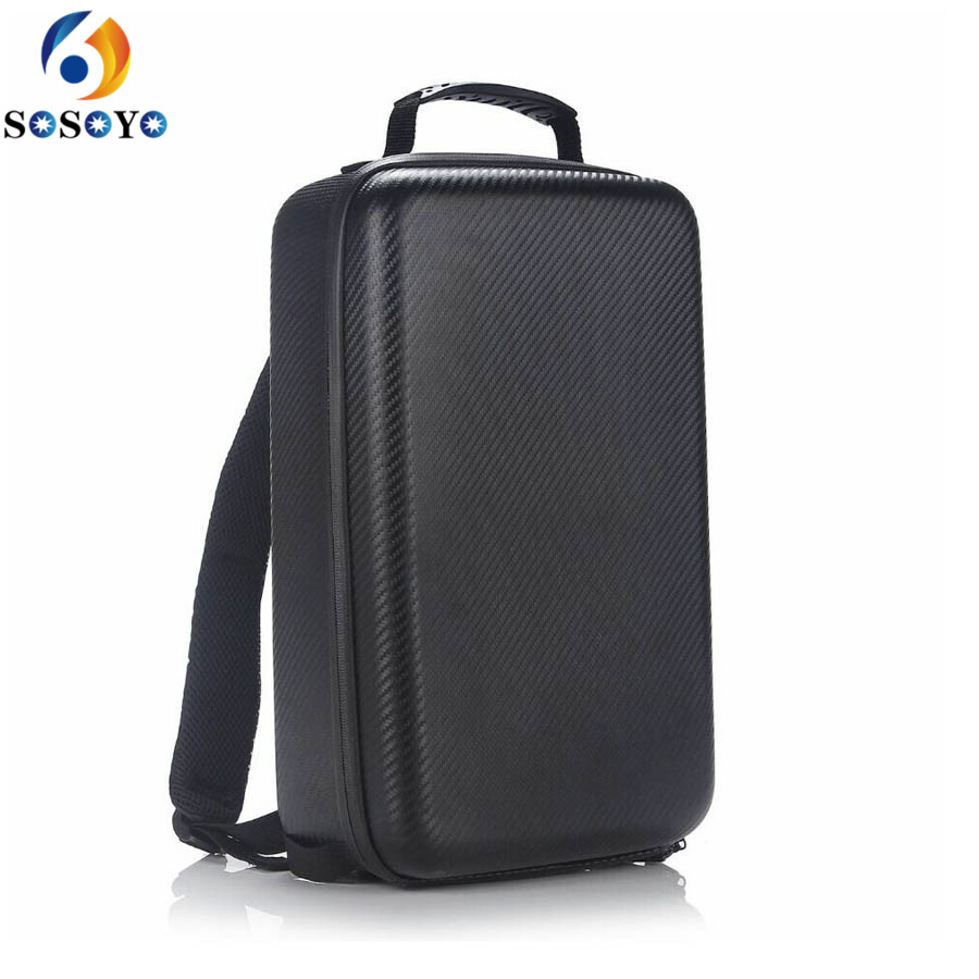 Prix pour Sac À Dos étanche Cas Rigide sac de Transport Mavic Pro accessoires sac de rangement pour DJI Mavic Pro Drone