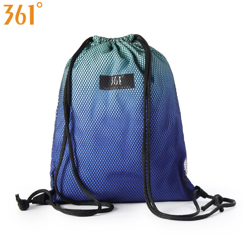 361 Sport Bag Swimming Backpack Drawstring Camping Sports Bags Outdoor Travel Pool Beach Gym Yoga Fitness Men Women Children Bag