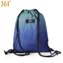 361 Sport Bag Swimming Backpack Drawstring Camping Sports Bags Outdoor Travel Pool Beach Gym Yoga Fitness Men Women Children Bag forudesigns denim pocket cat cute women travel backpack small sport beach drawstring bag for men beach storage bags kids bookbag