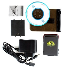 TK102 4 Band Mini Auto Car GPS Tracker GSM GPRS Tracking Device For Vehicle Person Kids Pet Elderly Security