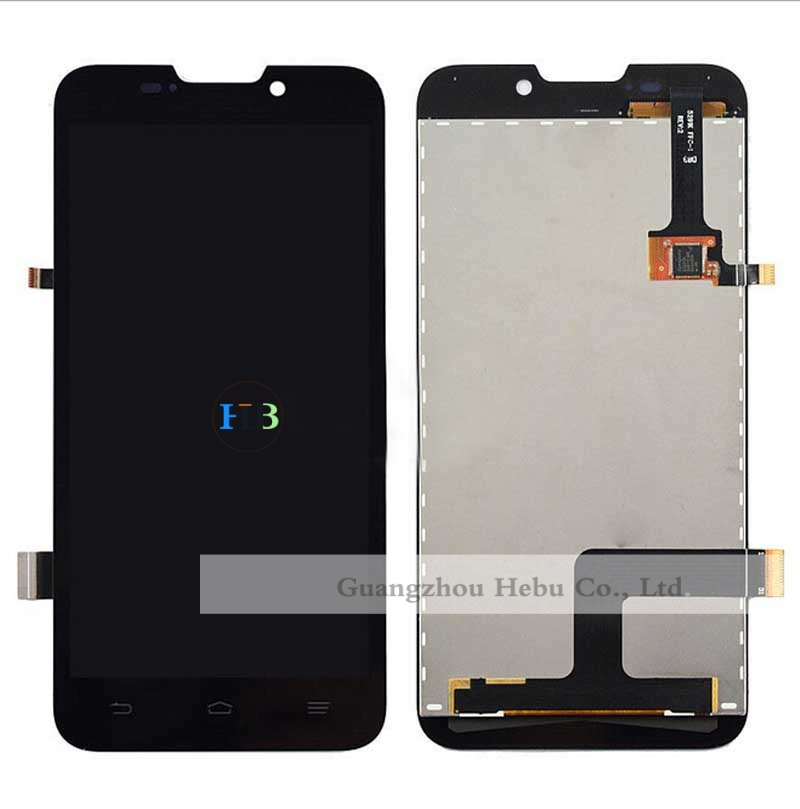 ФОТО Brand New 100% Tested LCD Screen Digitizer With Touch Screen For ZTE V987 ZTE Grand X V987 Quad LCD 1pcs With Tool Free Shipping