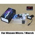Автомобиль Задние Сигнальная Лампа/Для Nissan Micra/март/Внешний Автомобилей для Предотвращения Столкновений сзади Авто безопасного Вождения свет