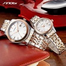 Sinobi Couple Watch Mens And Women Watches