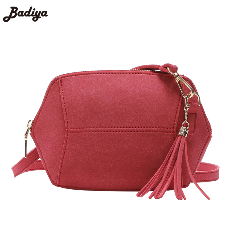 New 2017 Fashion Fringed Bags Luxury Handbags Women Bags Designer Ladys Bag Sac Multi-color Bolsa Feminina Shopping Saddle Bags