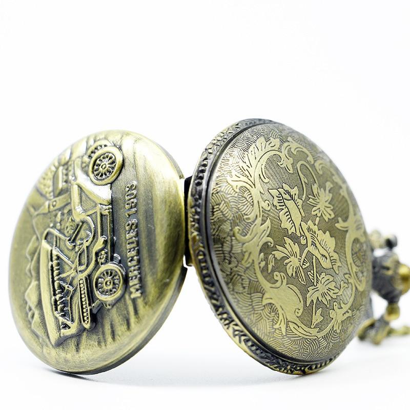 Νέα Άφιξη MERCEDES Coupe Σχεδιασμός - Ρολόι τσέπης - Φωτογραφία 5
