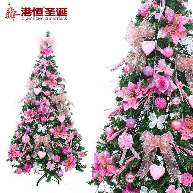 Arboles de navidad rosa arboles de navidad rosa el rbol - Arboles de navidad rosa ...