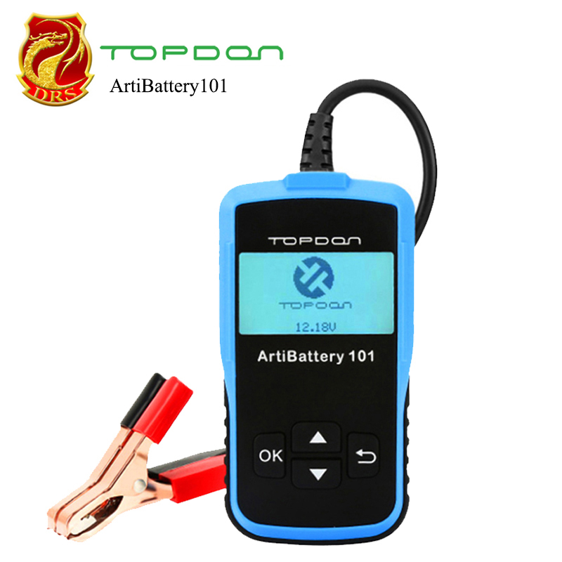 font b Battery b font Tester TOPDON ArtiBattery 101 AB101 Auto Code Reader OBDII Diagnostic