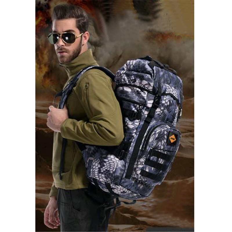 Men's bags Nylon 50 litres backpack bags travel large capacity high grade multi-purpose waterproof 17-inch flat-panel laptop bag 2 in 1 fiber optic multi purpose professional high grade diagnostic medical ent portable otoscope ophthalmoscope replace head