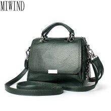 Women Messenger Bag Simple Designer PU Leather Crossbody Bag Clutch Bolsa Feminina Herald Fashion Brand TBK453