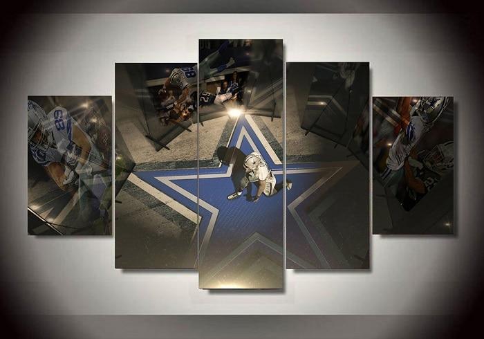 Dallas Cowboys Wall Art popular cowboy canvas art-buy cheap cowboy canvas art lots from