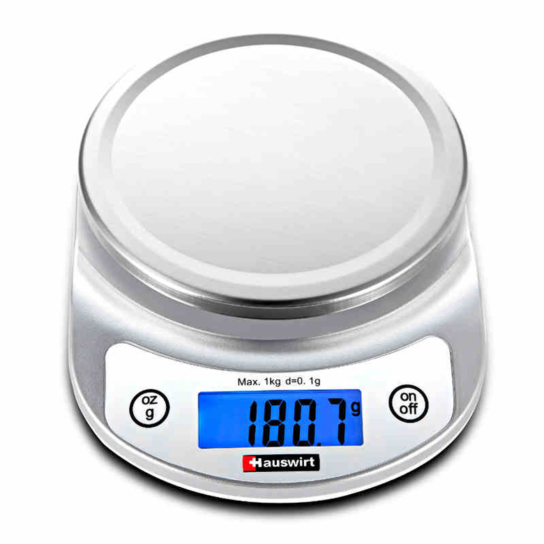 Household kitchen electronic scales High precision baking scales 1kg 0.1g 1kg 10