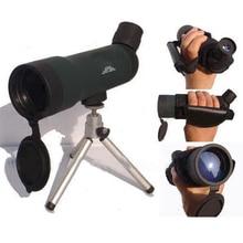 Cheaper Hot selling 20×50 Zoom HD Monocular bird watching Telescope binoculars With Portable Tripod Night Version Spotting Scope #TC18