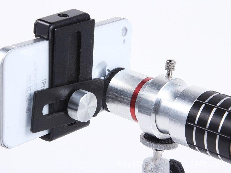 Orbmart universal zoom teleskop kamera handy objektiv mini